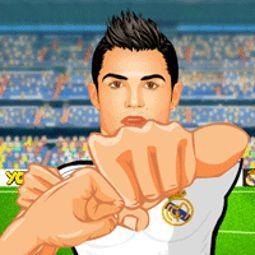 Ronaldo Vs Messi Fight